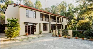 Kasar Jungle Resort 3 Star hotel in Almora