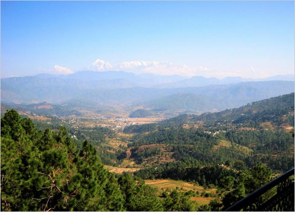 Kausani tour in November