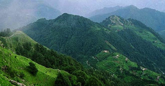 Mussoorie Just 7 hrs drive from Delhi