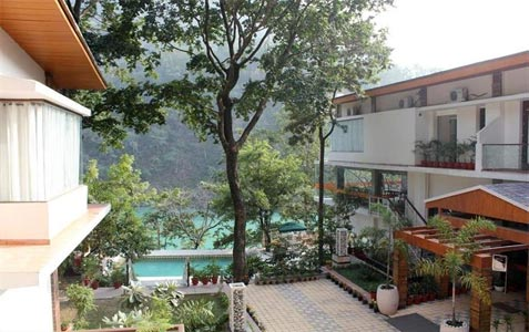 Namami Ganges Resort at Shivpuri