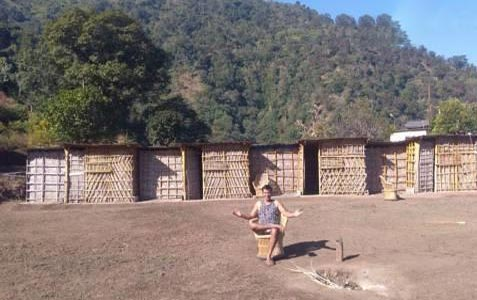 Organic Jungle Camp Rishikesh