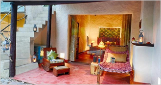Paatlidun Safari Lodge at Village Bhakrakot, Ramnagar near by Corbett National Park