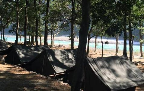 Paradise Adventure Camp in Rishikesh by Nature Group