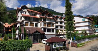 Quality Inn River Country Resort is the 4 Star Hotel in Manali