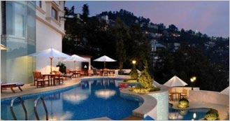 Radisson Hotel is the 5 Star Hotel in Shimla