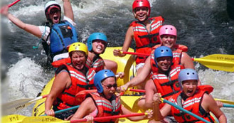 Rishikesh Rafting holiday package for this summer