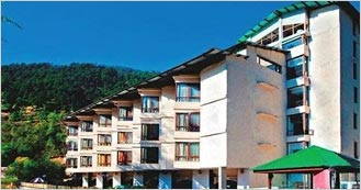 The River Crescent Resort is the 4 Star Hotel in Manali
