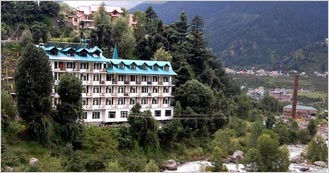 Royal Park Resort is the 4 Star Hotel in Manali