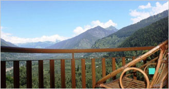 Sarthak Resorts Manali on Neelkanth Road, Shivpuri