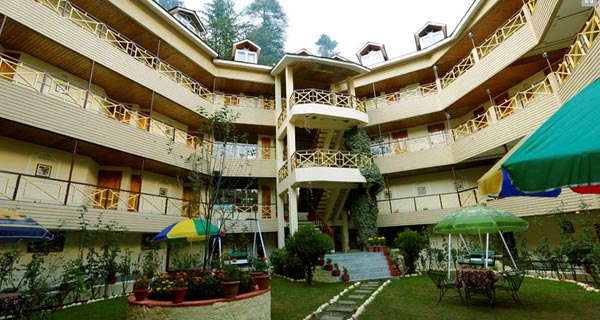SPA Facility of Apple Country Resort Manali