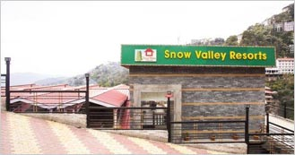 Snow Valley Resorts is the 3 Star Hotel in Shimla