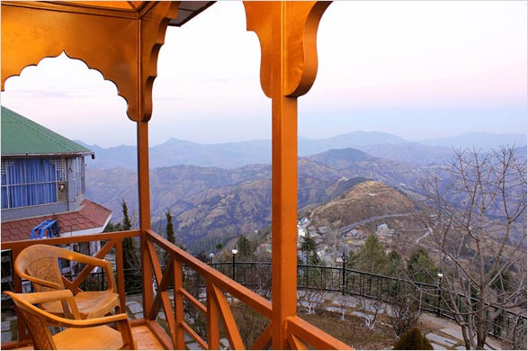Snow King Retreat Resort at Fagu Top, Shimla