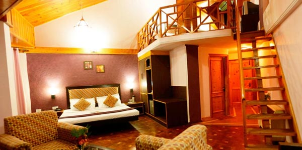 SVR Special Duplex of Snow Valley Resort Manali