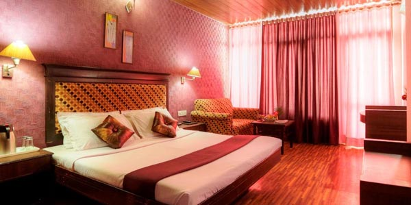 Luxury Room of Snow Valley Resort Manali