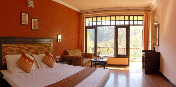Presidential Room of Snow Valley Resort Manali