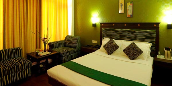 Standard Room of Snow Valley Resort Manali