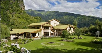Solang Valley Resort is the 3 Star Hotel in Manali