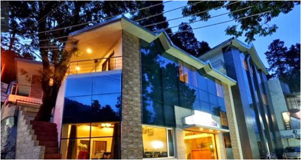 Suman Paradise Hotel Nainital Weekend Package