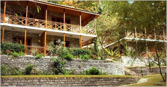 Tall Trees Resort is the 4 Star Hotel in Manali
