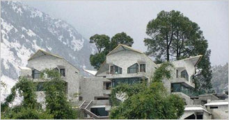 The Citadel Resorts Jiya at Sidhpur-Khanyara Road, Dharamshala