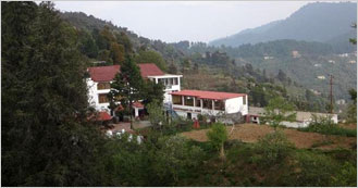 The Hermitage Hotel on Chamba-Mussoorie Highway