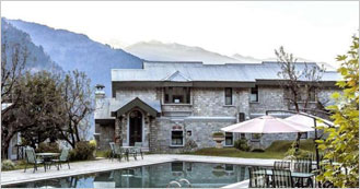 The Himalayan Resort on Hadimba Temple Road, Manali