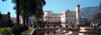 The Sariska Palace