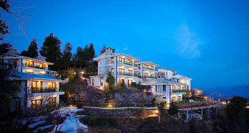 The Terraces Kanatal Weekend Package