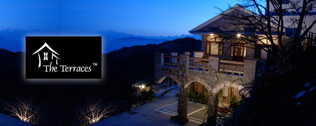 Kanatal Hotels - The Terraces best SPA Resort of Uttarakhand