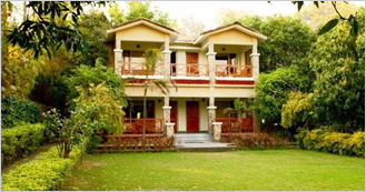 Tiger Camp Hotel at Dhikuli, Ramnagar near by Corbett National Park