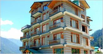 Snow Peak Retreat is the 3 Star Hotel in Manali