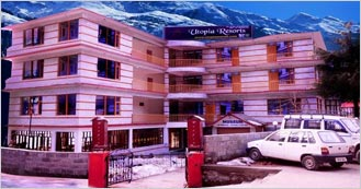 Utopia Resorts is the 3 Star Hotel in Manali