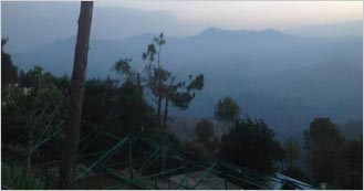 Woodsvilla Resort 4 Star hotel in Ranikhet